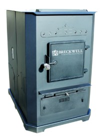 SP8500 Breckwell Multi-Fuel Furnace by Obadiah's Woodstoves