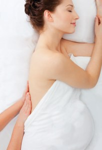 Pregnancy Massage Helps