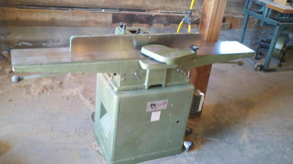 12 Inch Jointer For Sale