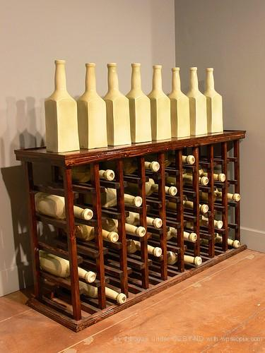 searching for simple wine rack plans