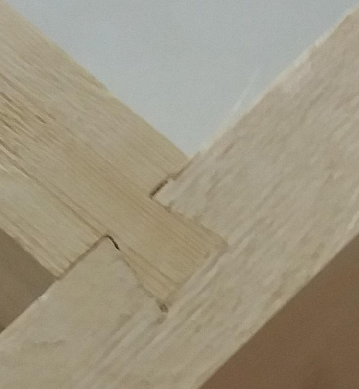 Paul Sellers Dovetail Layout