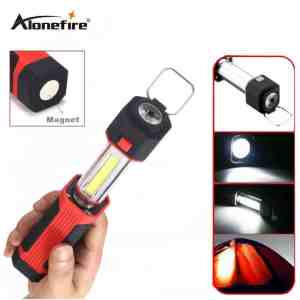 AloneFire C014 2 in 1 Camp Light / Lantern