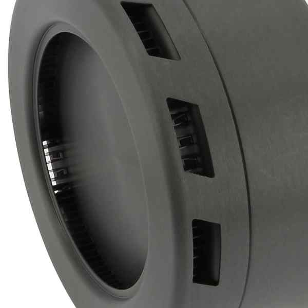 NGT Aluminium Outdoor Fast Burn Kettle - 1.1 litre Gun Metal
