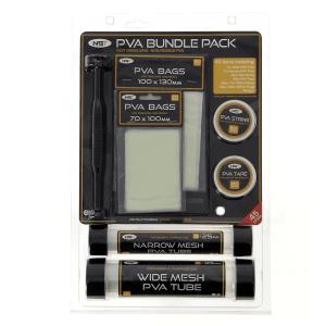 NGT PVA Bundle Pack - 45pc Complete PVA Set