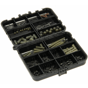 NGT Terminal Tackle Set - 175pc Carp Kit