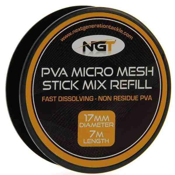 NGT PVA Mesh Tube Refill 7M Narrow or Wide