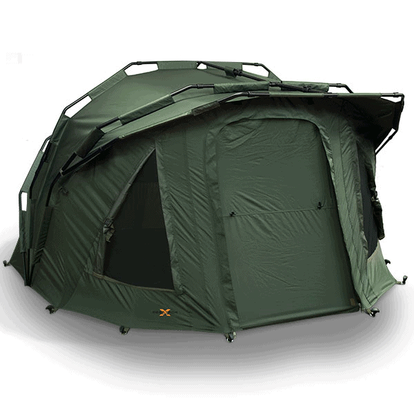 NGT Fortress with Hood - 2000mm 2 Man Bivvy