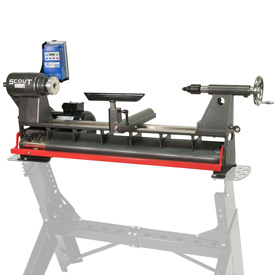 One Way Wood Lathe For Sale