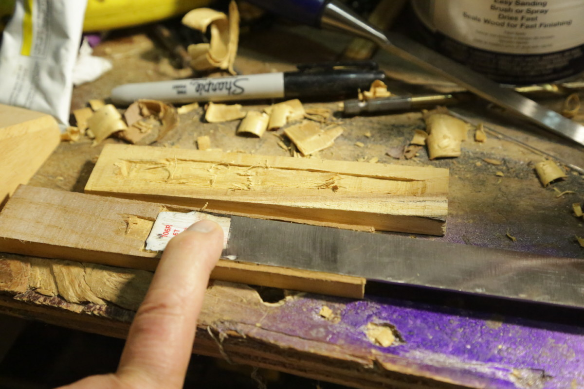 Make Your Own Parting Tool For Woodturning