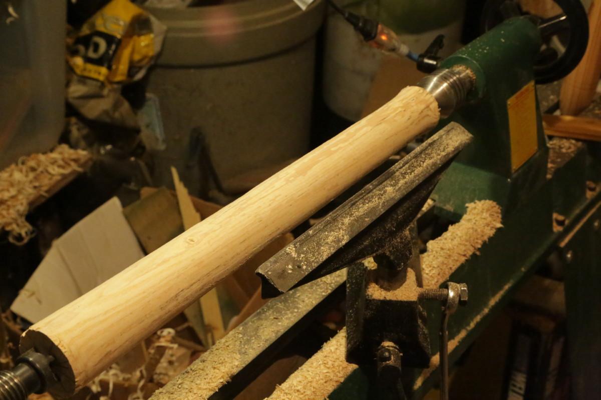 Make Woodturning Tool Handles