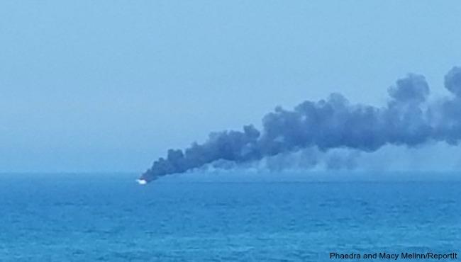 boat fire ludington 071817_371713
