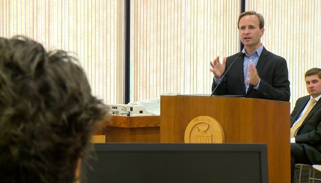 Lt. Gov. Brian Calley Kent County Lead Task Force 071917_372297