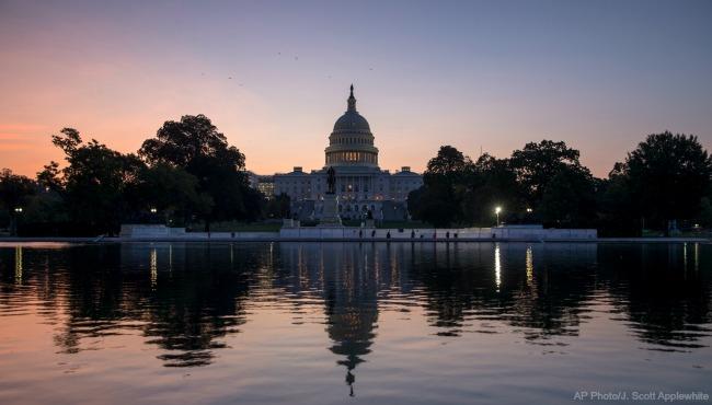 Congress Capitol AP_395782