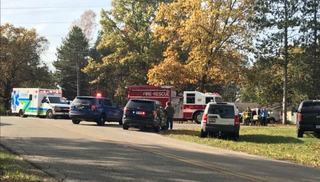 2 seriously injured in Van Buren County crash