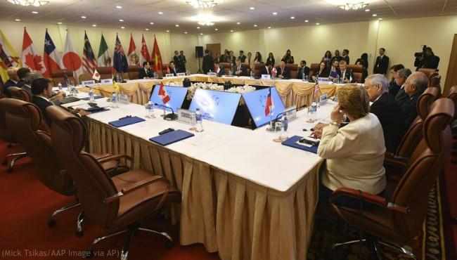 Trans Pacific partnership meeting 111017_431798