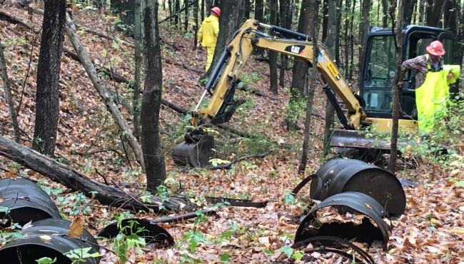belmont house street ne wolverine worldwide illegal dump site 101117_414976