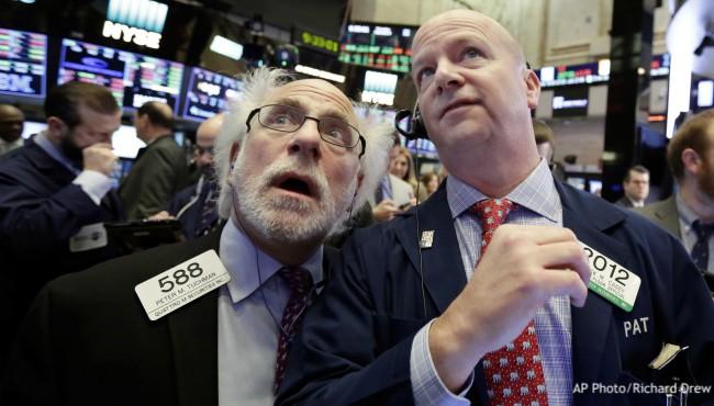New York Stock Exchange AP 020818_476002