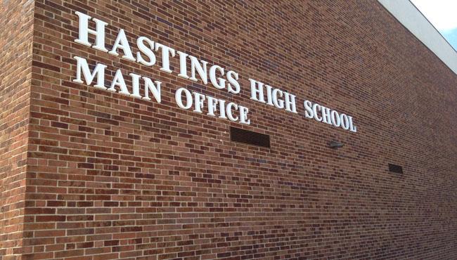 hastings high school generic