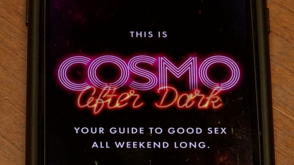 How to hookup online How To Be Featured On Cosmo's Snapchat Channel