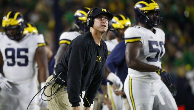 jim harbaugh michigan football 090118
