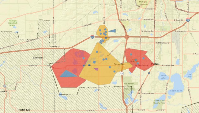 Power restored after large outage in Kzoo Co