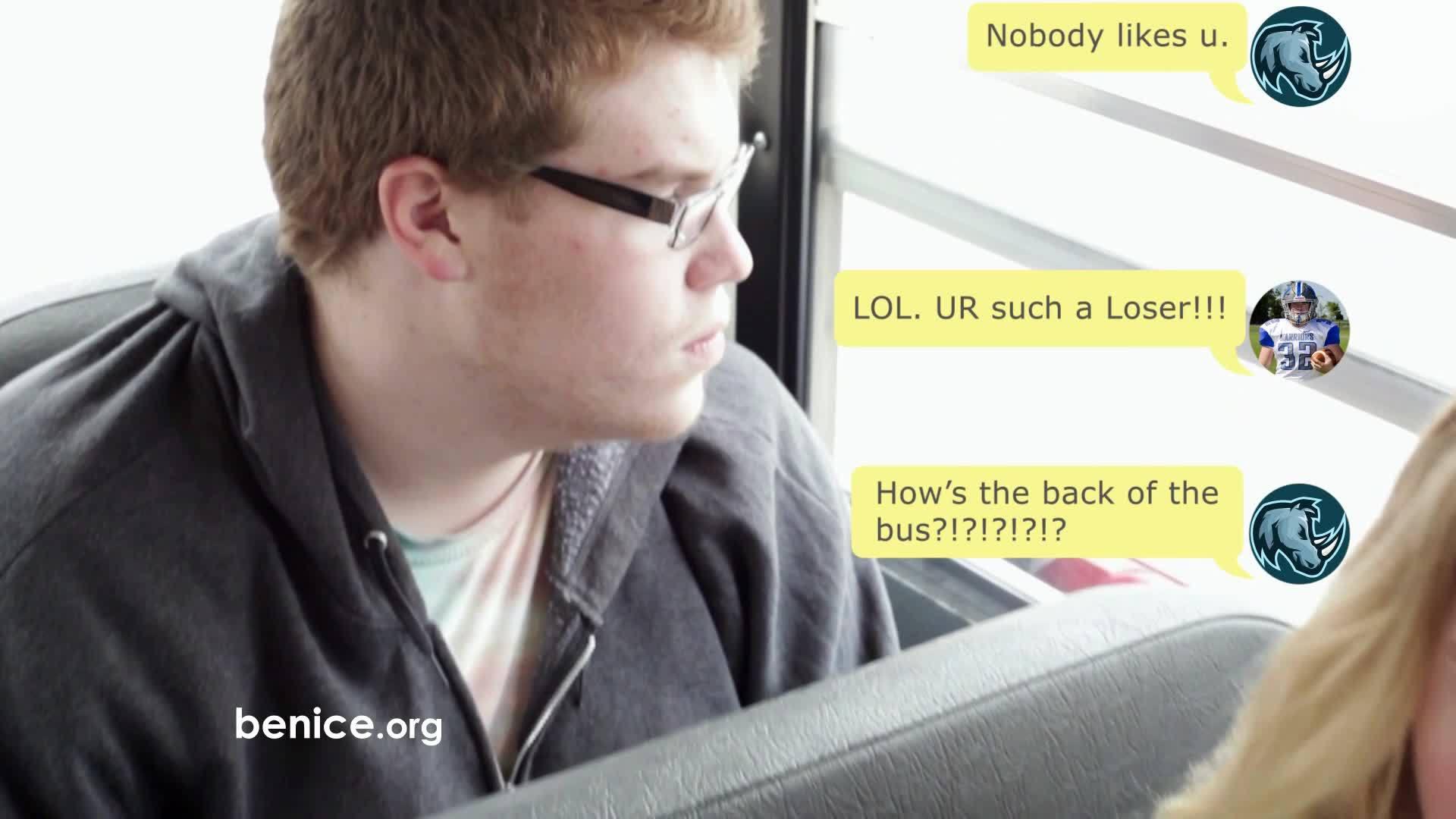 Be Nice School Bus