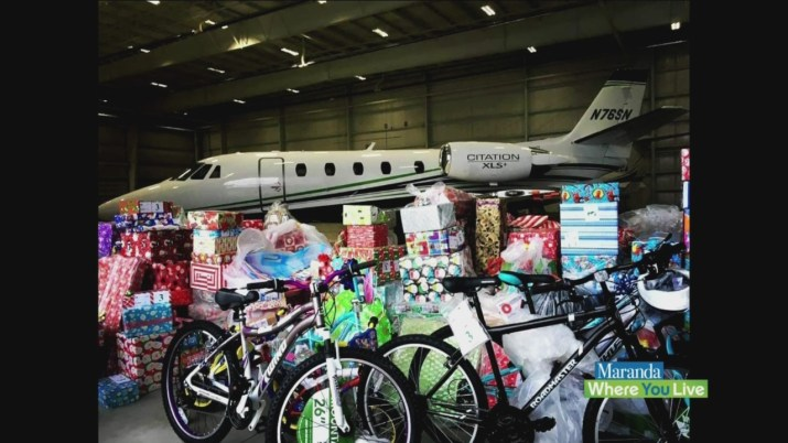 Operation Good Cheer makes Christmas wishes come true