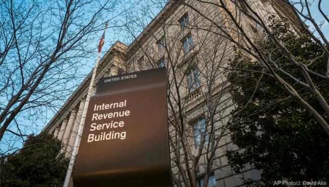 generic Internal Revenue Service generic IRS_327757