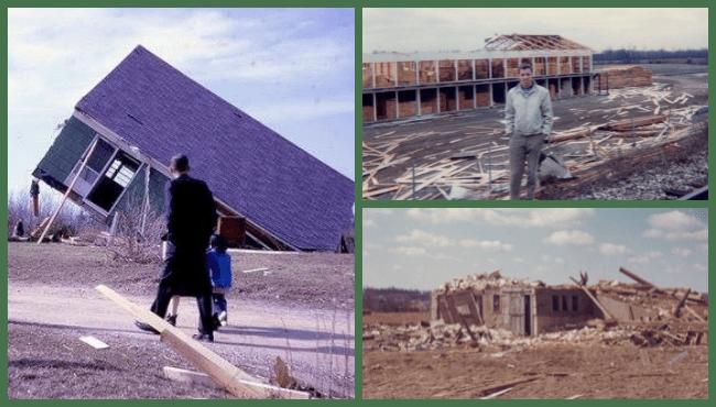 1965 tornado damage_86907