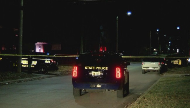 Police investigate 2 possible shootings in Muskegon area