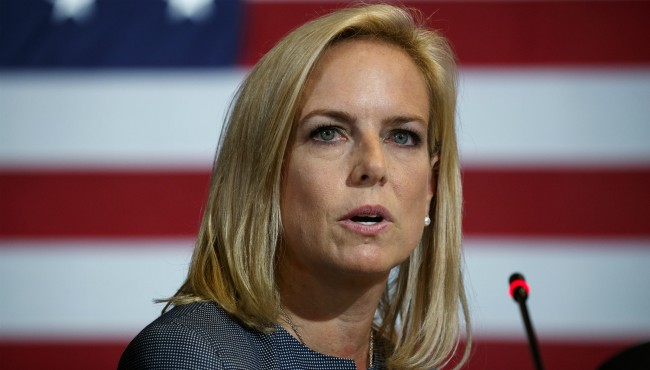 Homeland Security Sec  Nielsen resigns amid border turmoil