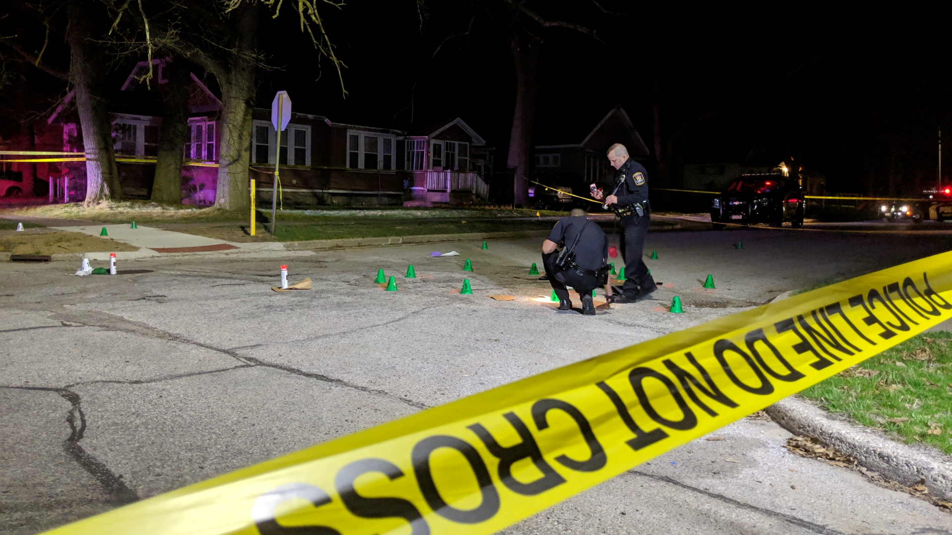 Man seriously injured in Muskegon shooting