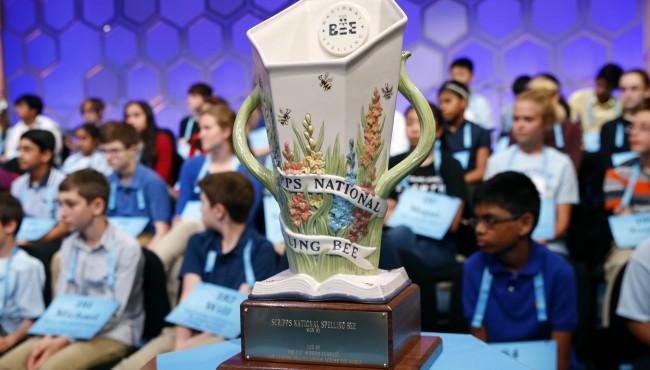 Scripps national spelling bee trophy AP 052819_1559078857308.jpg.jpg