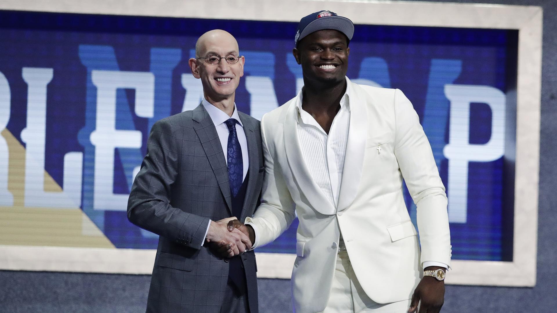 NBA Draft Zion Williamson