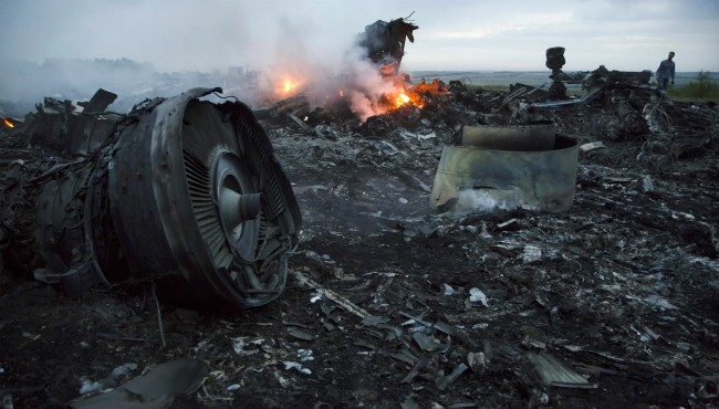 MH17 crash AP 061919