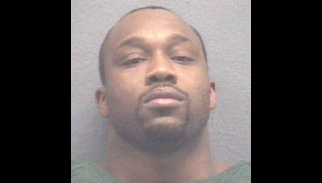 An undated booking photo of Marcus Lee Jackson. (Courtesy of the Muskegon Sheriff's Office.)