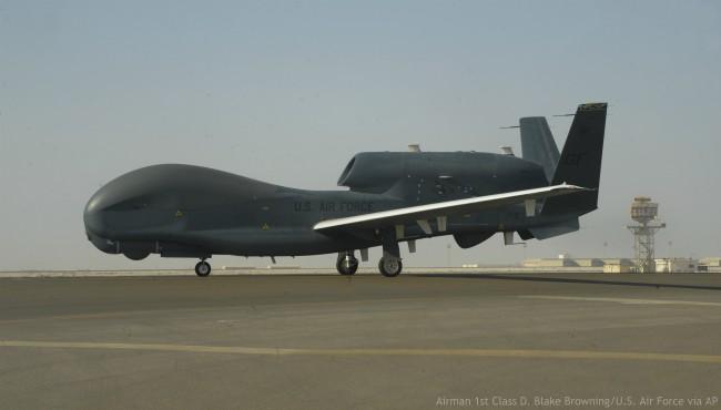 RQ-4 Global Hawk AP 062019