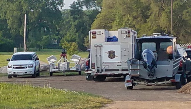 Verberg Park Kalamazoo River incident 061819