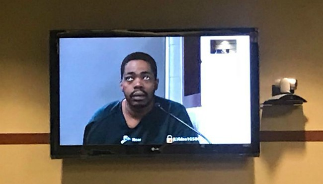 rickey whiteside arraignment 050218