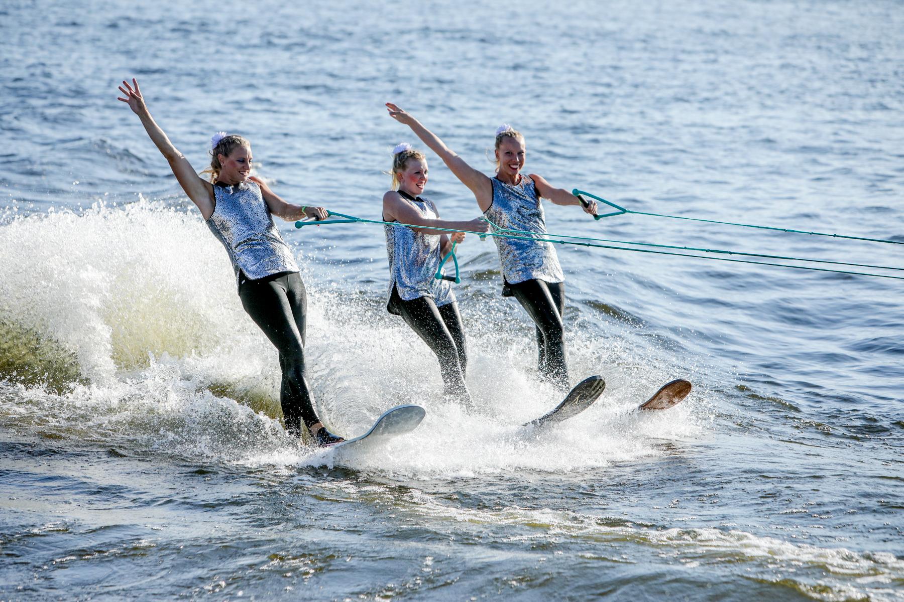 coast guard festival water skiing 2019