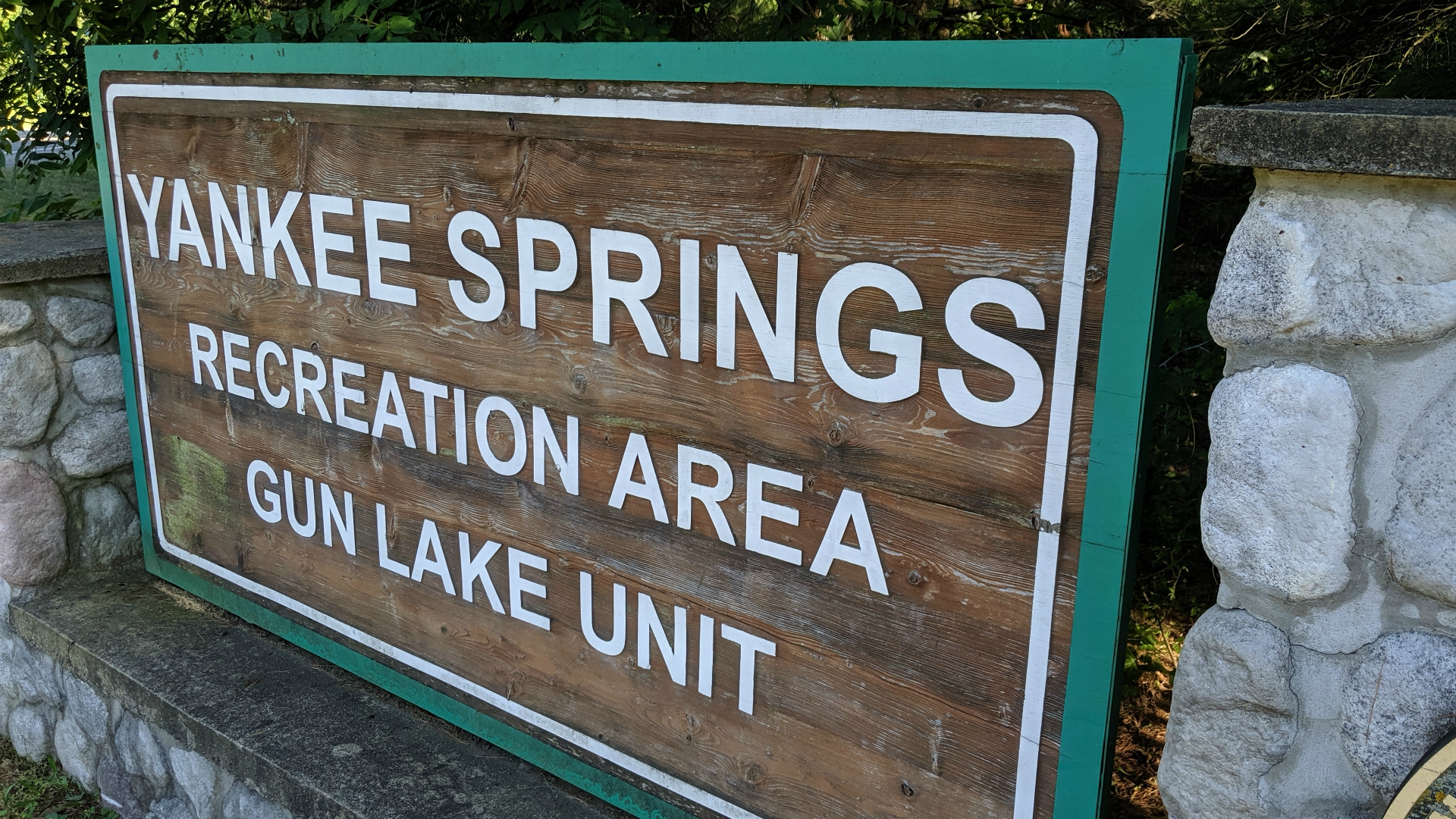 Yankee Springs Recreation Area