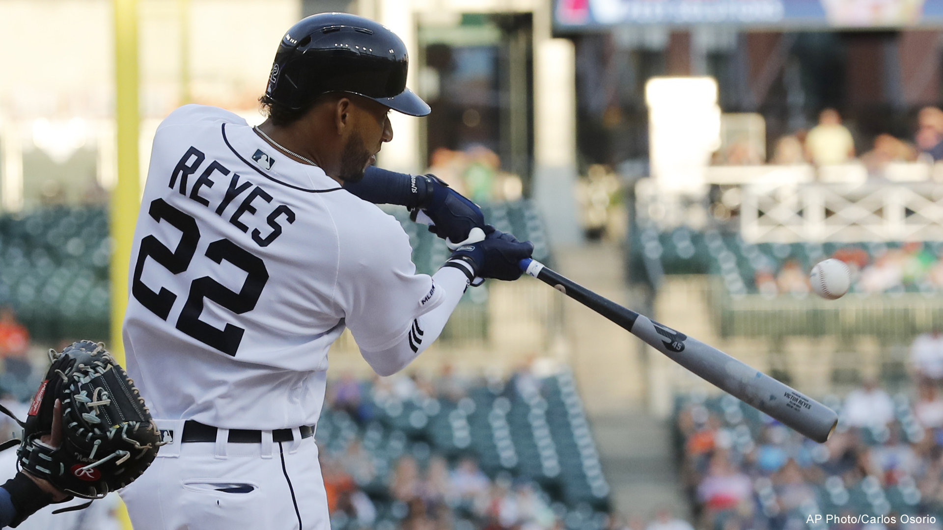 Detroit Tigers Victor Reyes