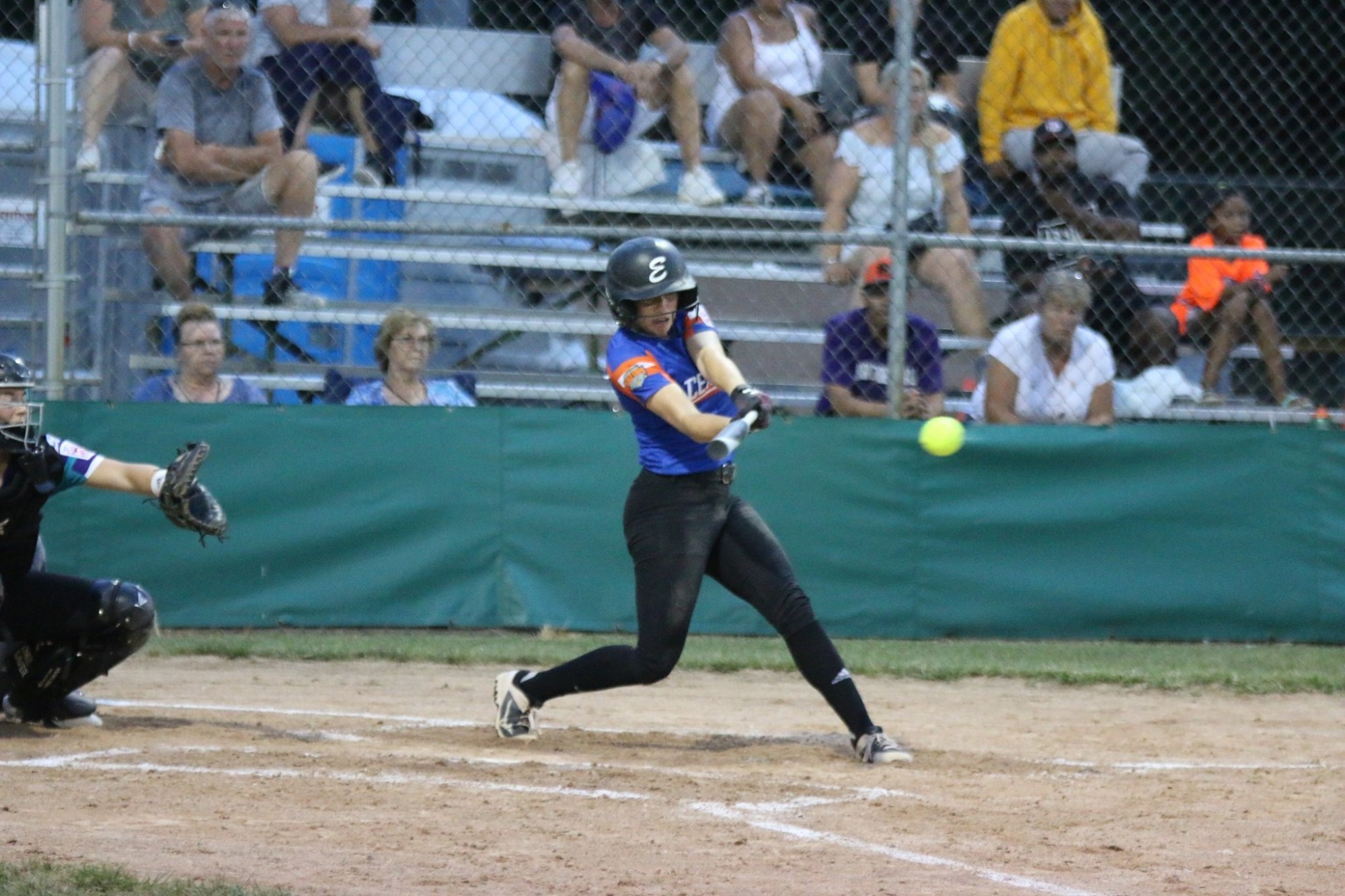 A photo of Courtney Hardin of the District 9 team. (Courtesy)