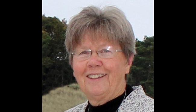 An undated photo of Geri McCaleb.