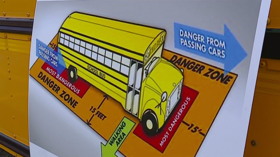 school bus training