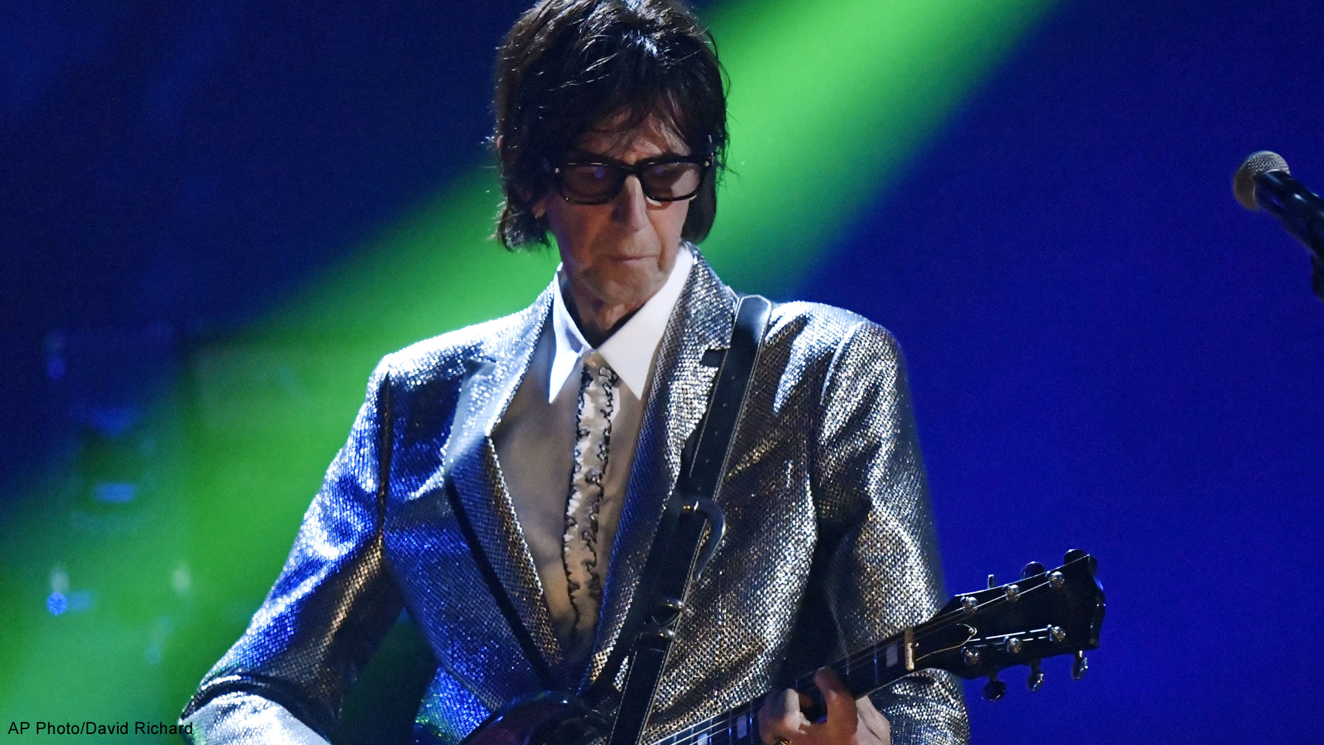 the cars ric ocasek