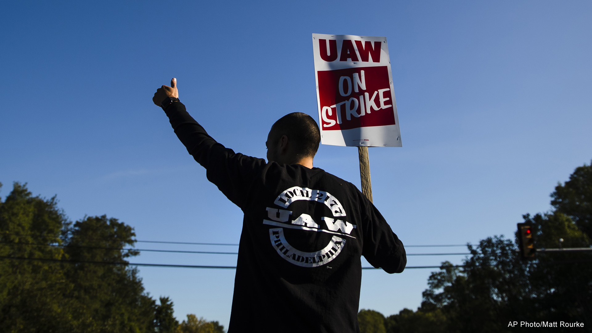 General Motors UAW Strike