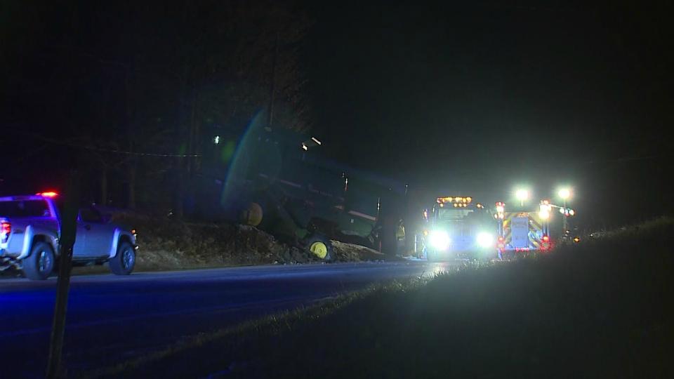 N. state road crash