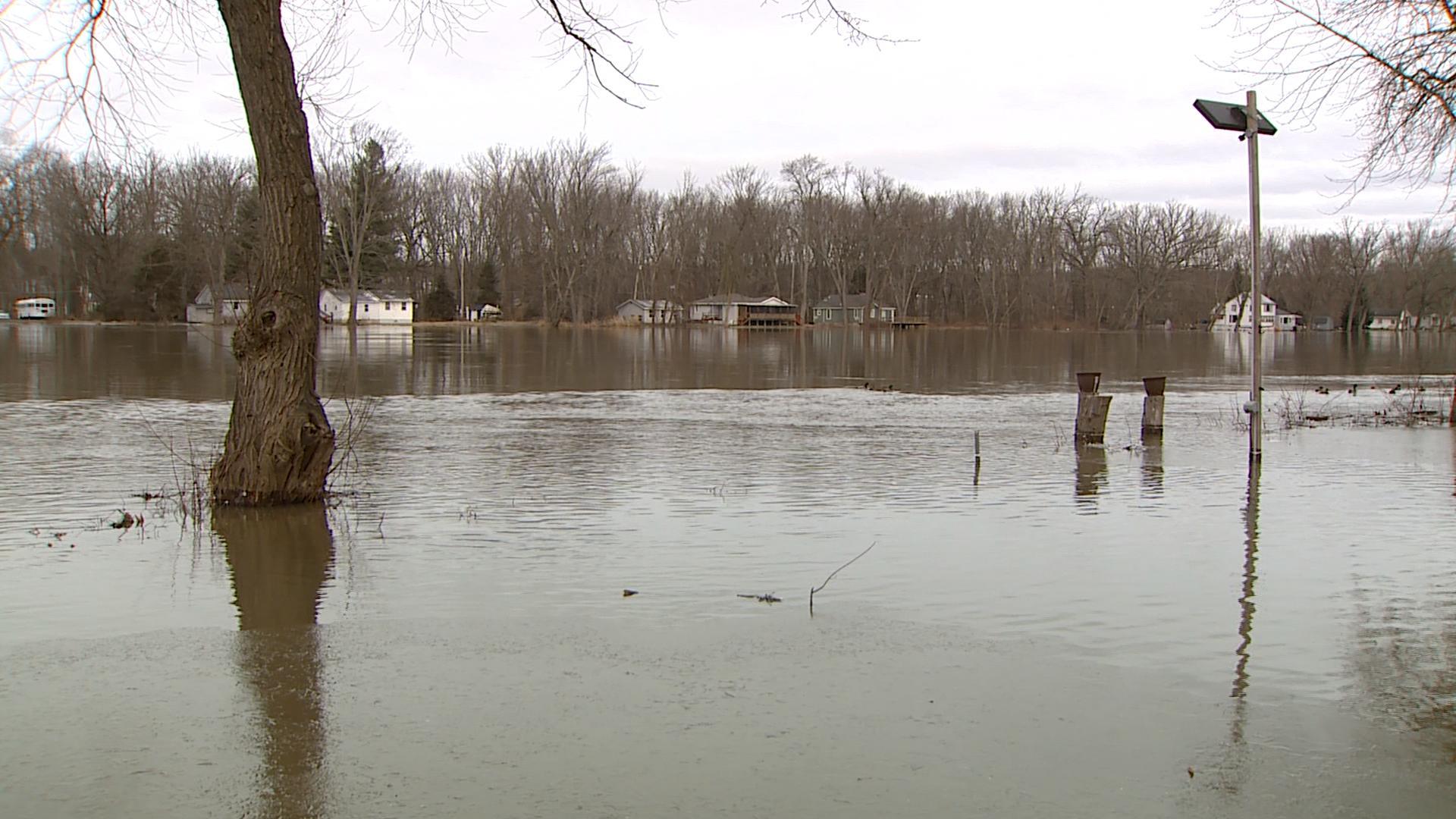 comstock park flooding