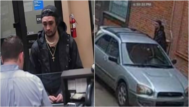 kalamazoo chase bank robbery surveillance photos